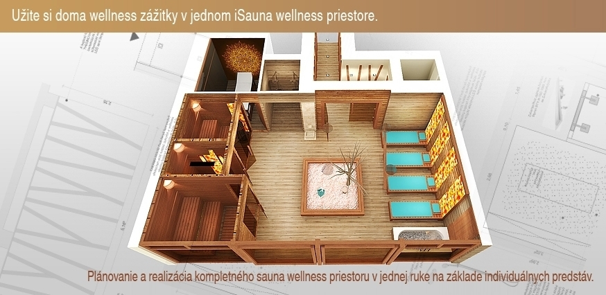 iSauna wellness